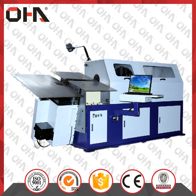 3D CNC Wire Beniding Machine