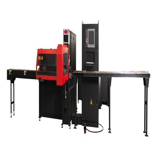 CNC BusBar Punch Machine