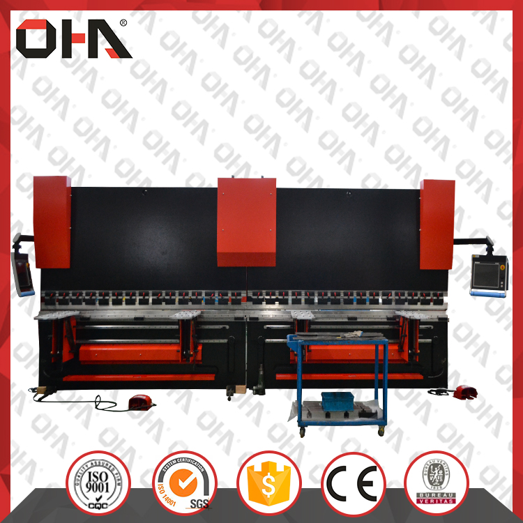 Duplex Linkage CNC Hydraulic Press Brake