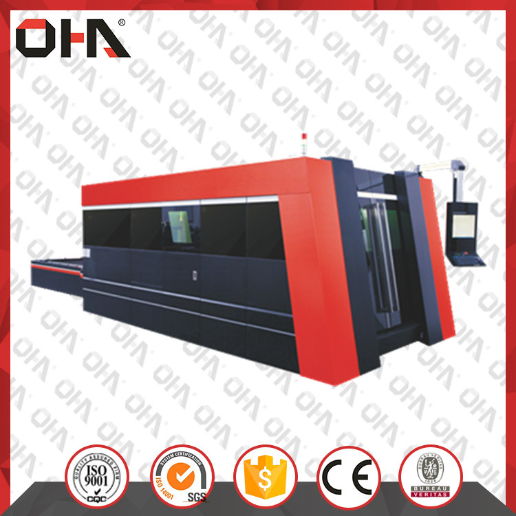 Fiber Laser Cutter for Sheet