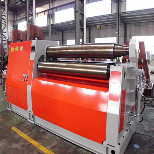 Fire Roller Coiling Machine