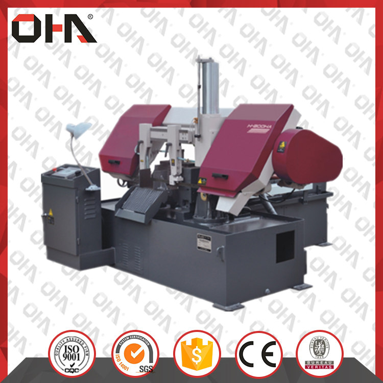Full Automatic Band Sawing Machine