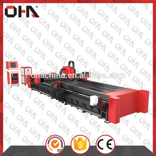 Metal Pipe And Sheet Fiber Laser Cutting Machine