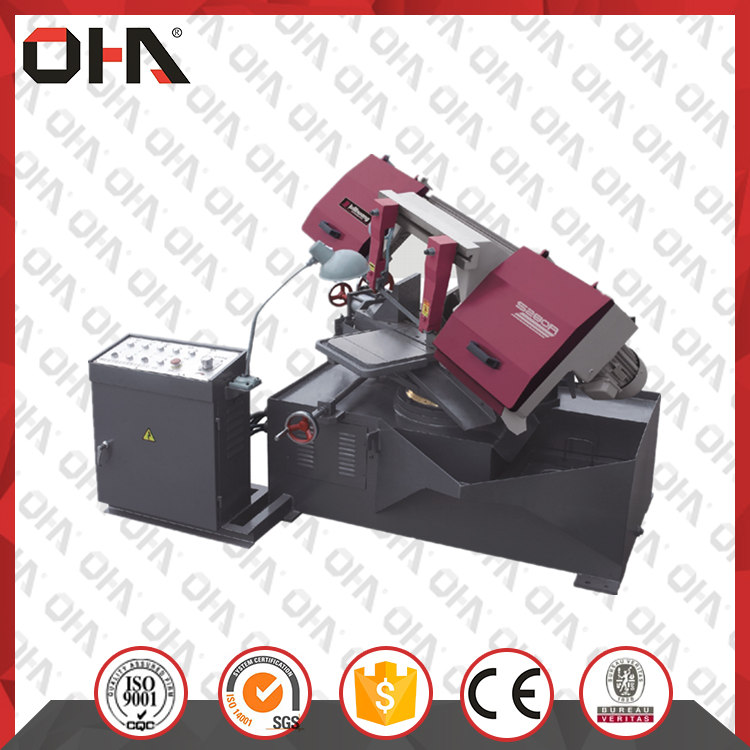 Miter Cutting Band Sawing Machine