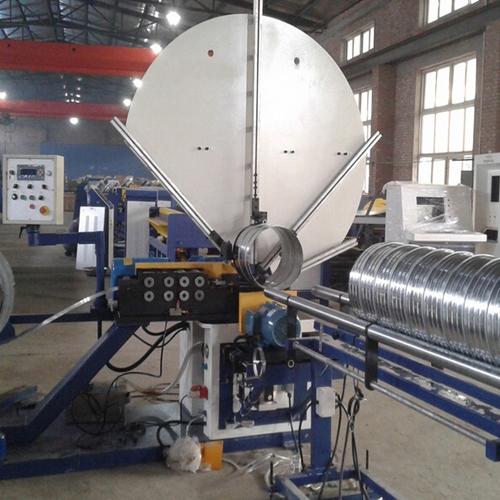Spiral Tubeformer TF-1500