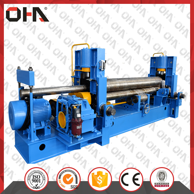 Tre Roller Universal Rolling Machine