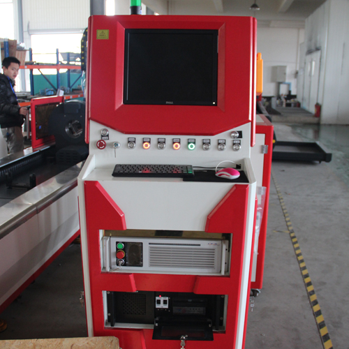 Fiber Laser Cutting Machine for rør