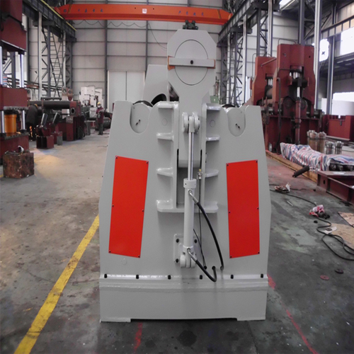 Four Roller Hydraulic Rolling Machine
