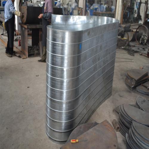 Ovalizer Tubeformer HF-3100