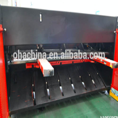 CNC Swing Beam Shears